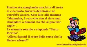 Barzellette di Pierino e sua mamma